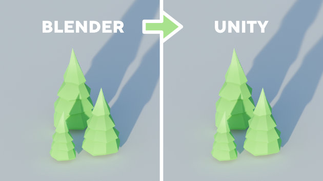 Blender 2.9 to Unity 2020 - Exporting Multiple Meshes