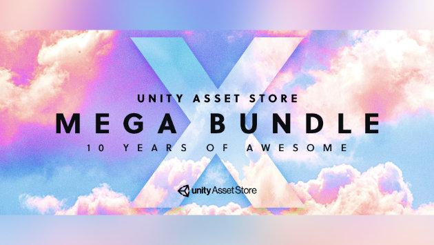 Unity Mega Bundle X Sale - 10 Years of Awesome