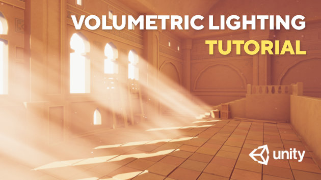 Unity Tutorial - Volumetric Lighting |Aura 2|