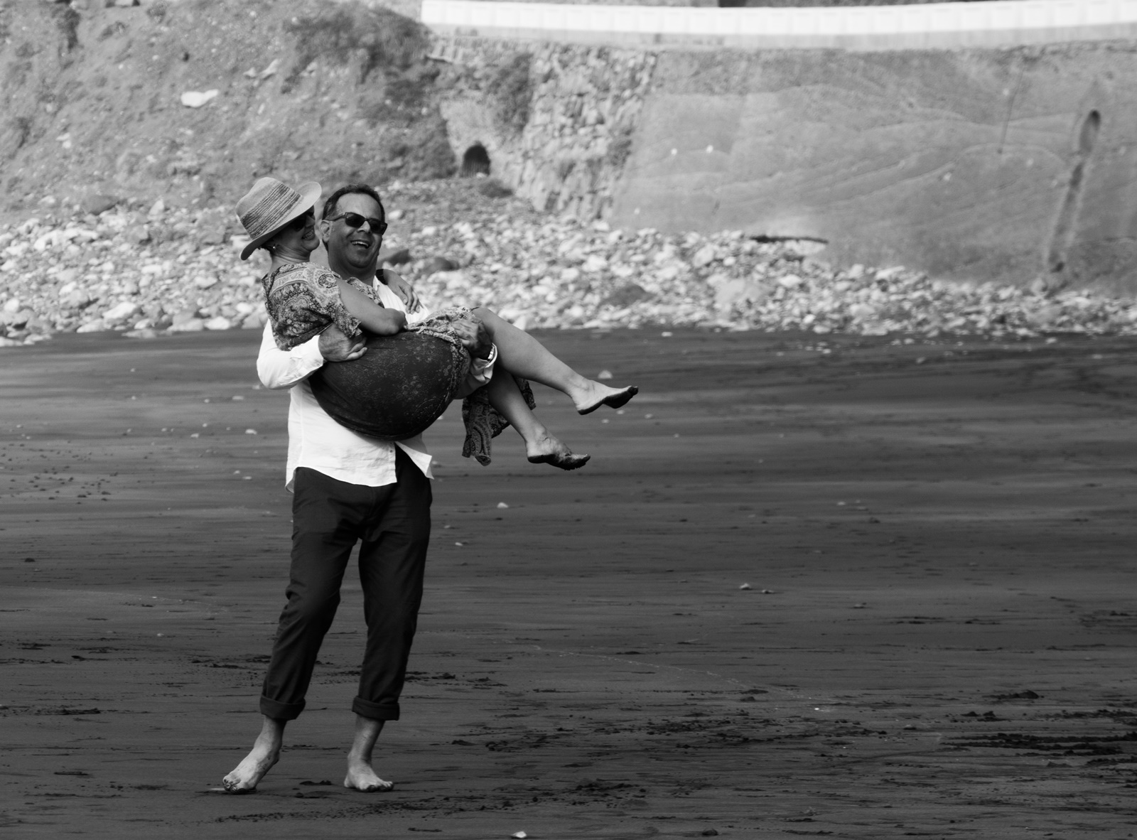 Láska na pláži