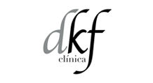 Logotipo Clinica DKF