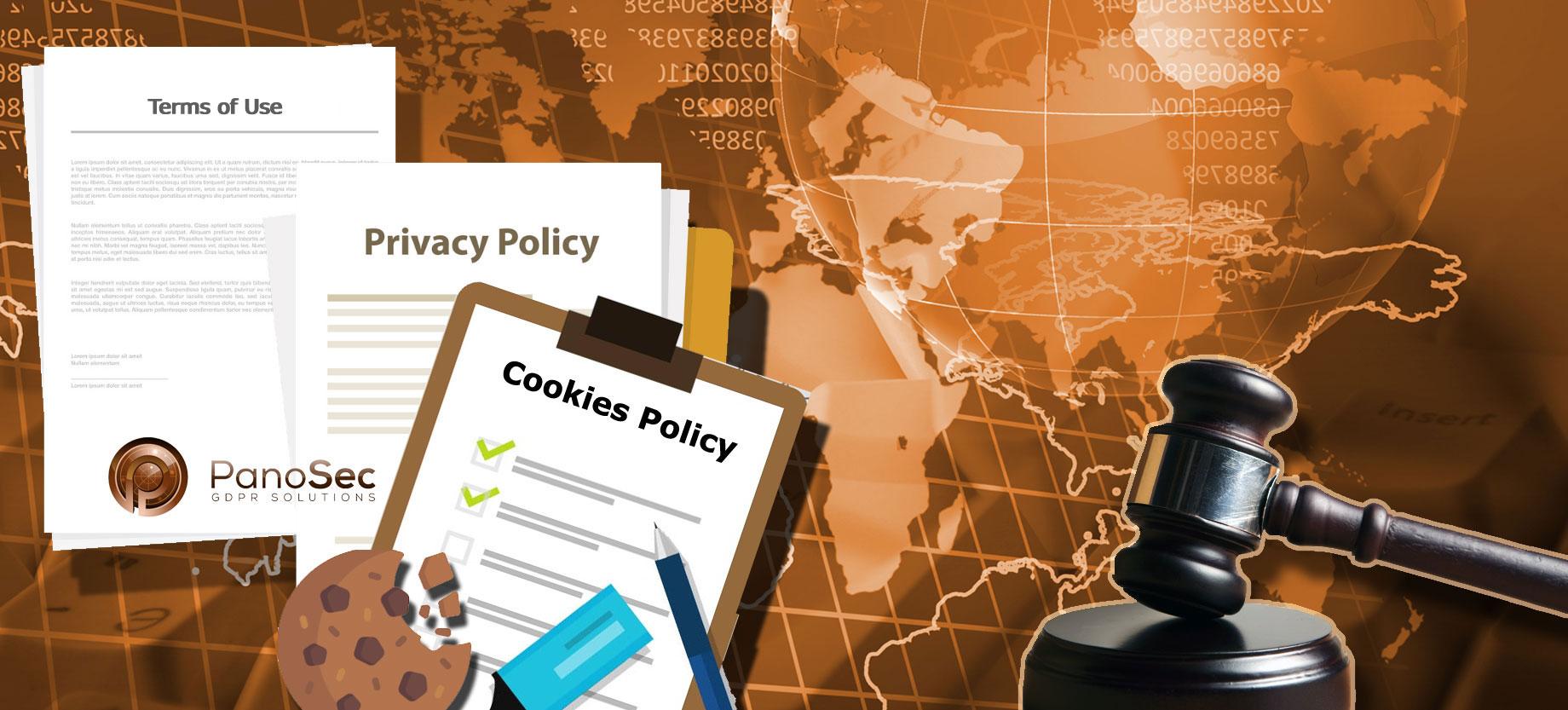 gdpr privacy policies