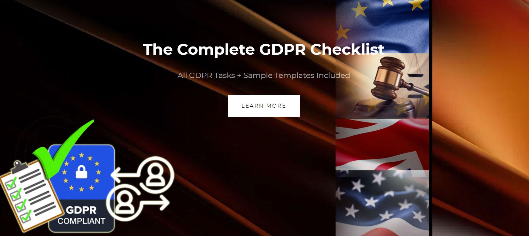 gdpr checklist small image