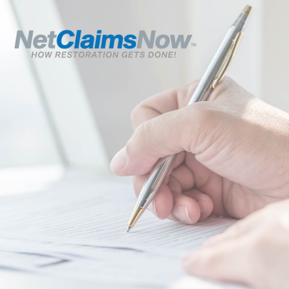 Basic Terms To Help You Understand Your Claim Estimate