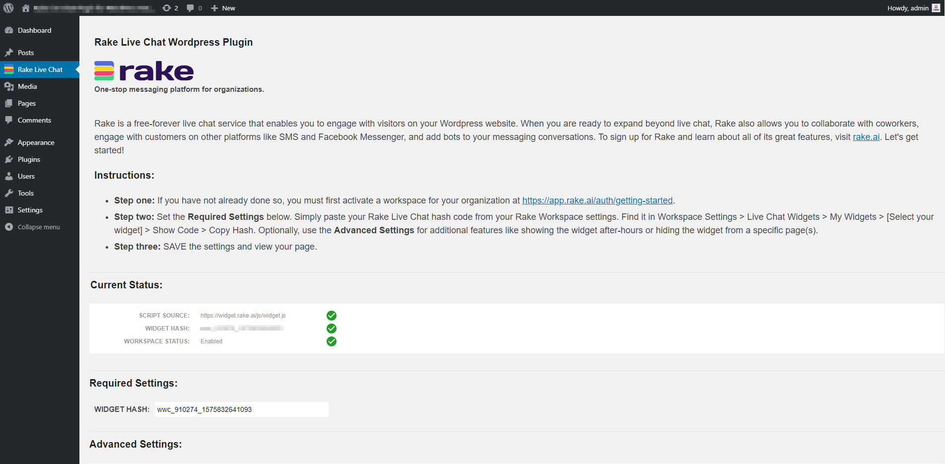 Wordpress plugin screenshot image