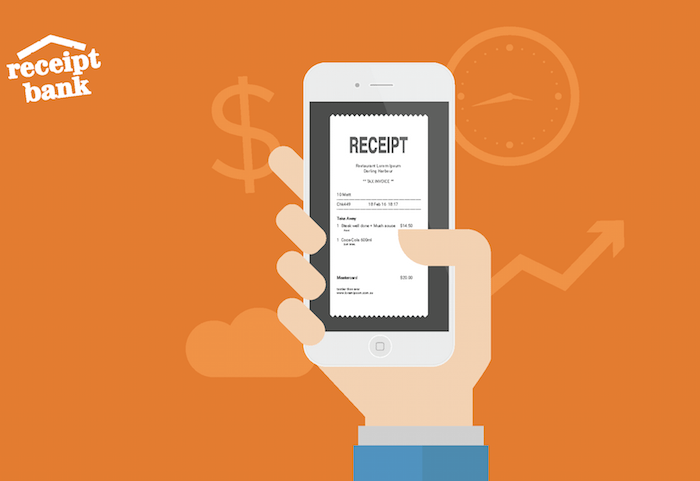 Receipt Bank – Why We Recommend This App