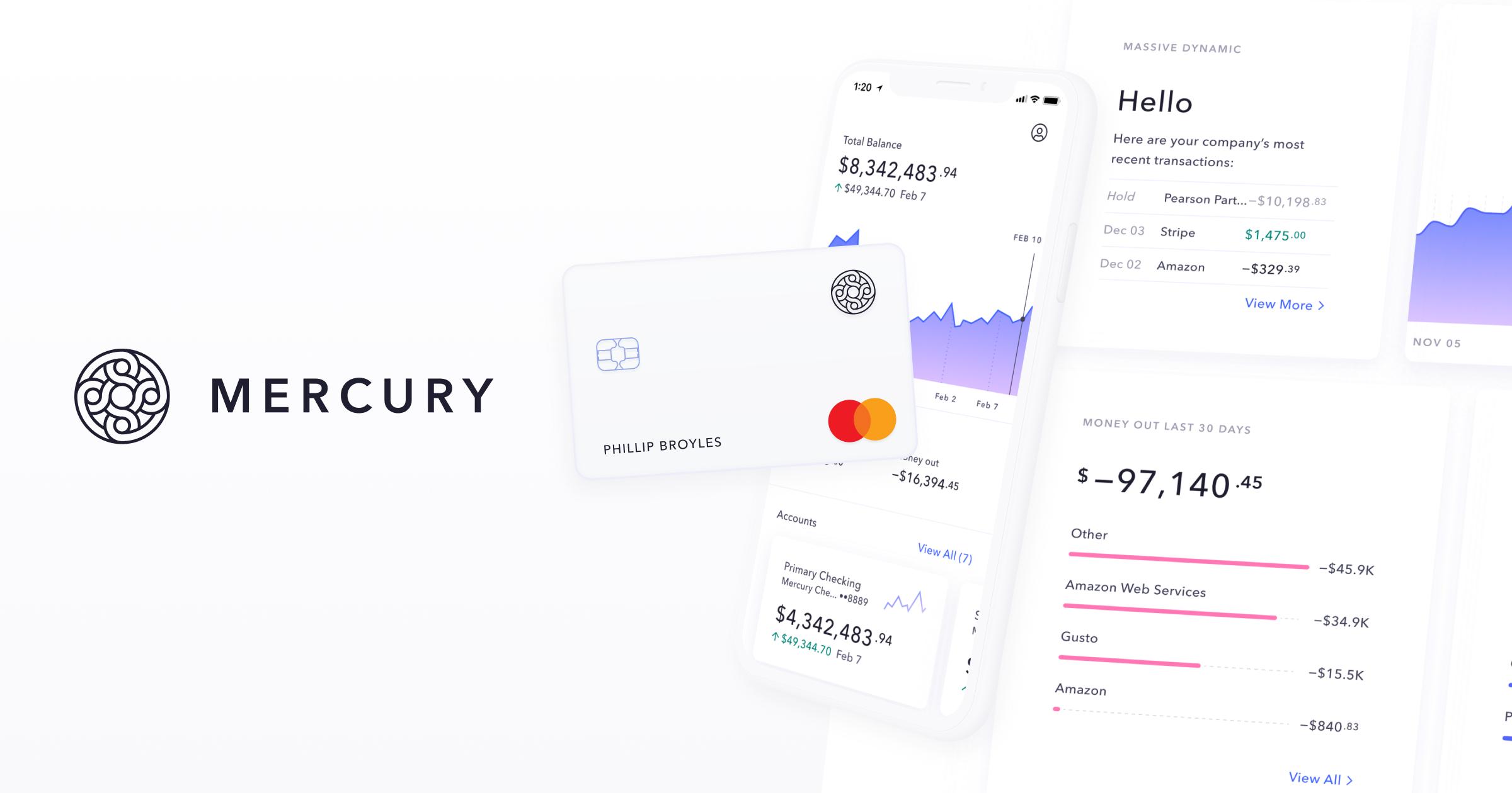 Mercury Bank