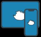 Voorbeeldprojecten icoontje