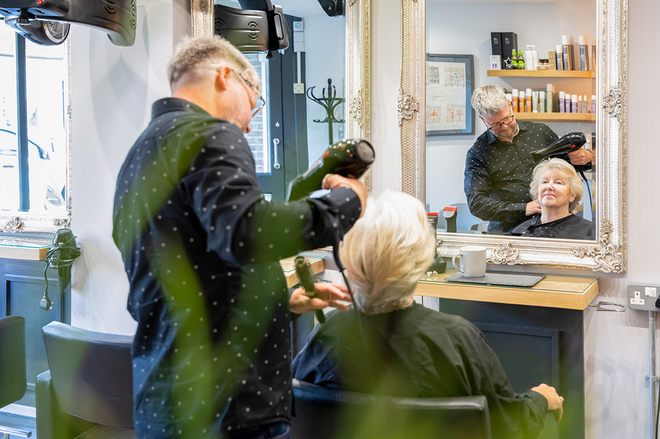 Hairdressing in the heart of Aldwick, Bognor Regis
