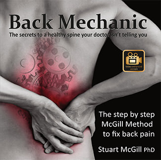 low back pain rehab