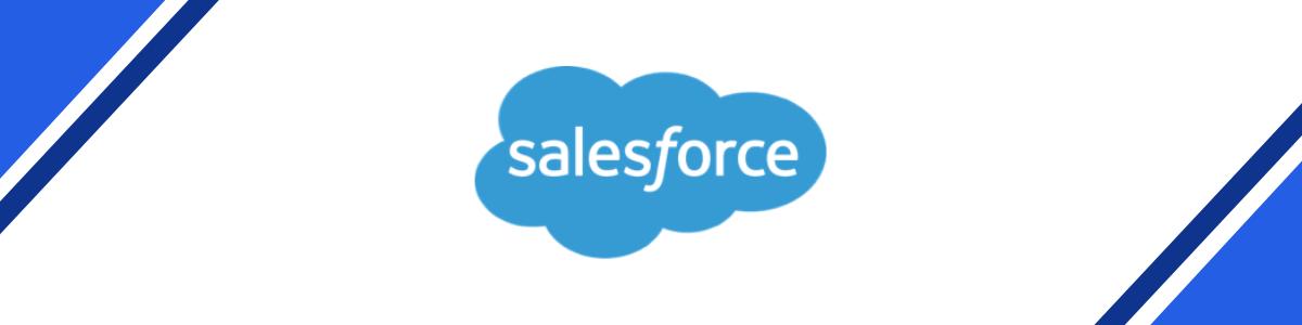outil de prospection commerciale Salesforce