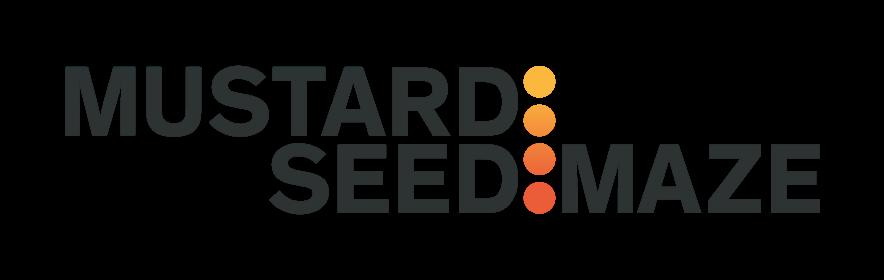 Logo Mustard Seed maze