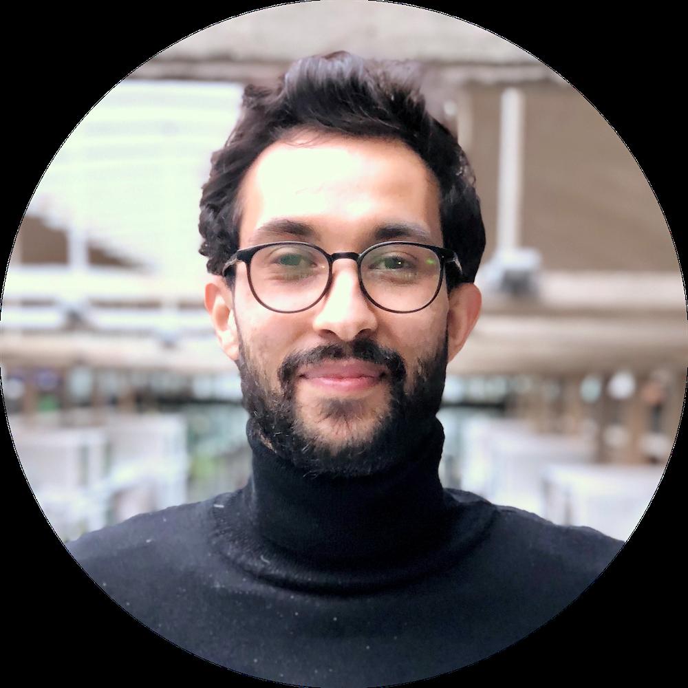 Achraf Chaibi Fullstack Developer chez Outmind