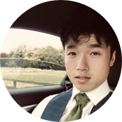 Spencer Wong photo in a car