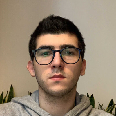 Daniel Rombakh - Junior Frontend Developer