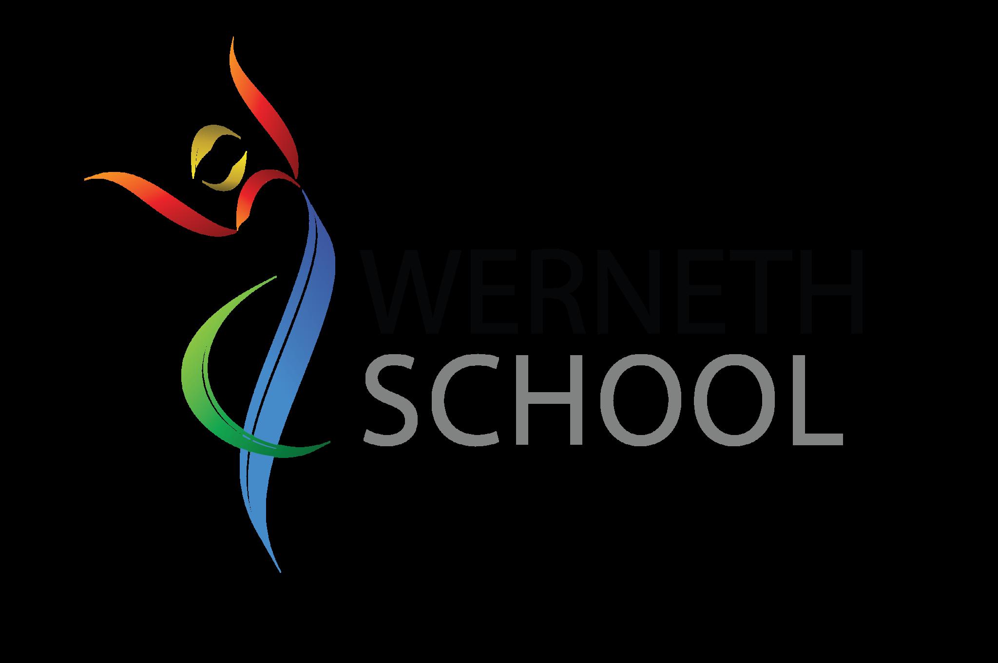 werneth school logo