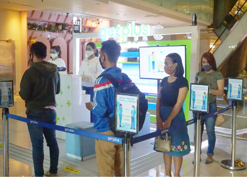 GetPlus Counter Reopen at Grand Indonesia