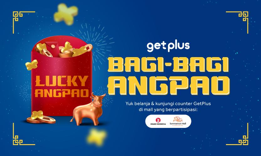 Meriahkan Imlekmu dengan Hadiah Lucky Angpao!