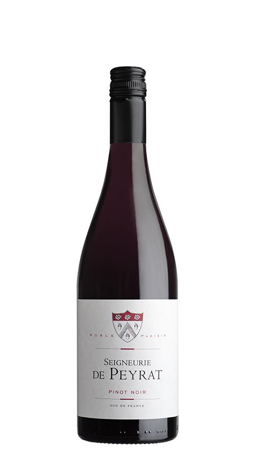 Seigneurie de Peyrat Pinot Noir 2018