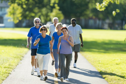 How much physical activity do adults actually need?