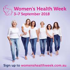 How to Celebrate National Women's Health Week