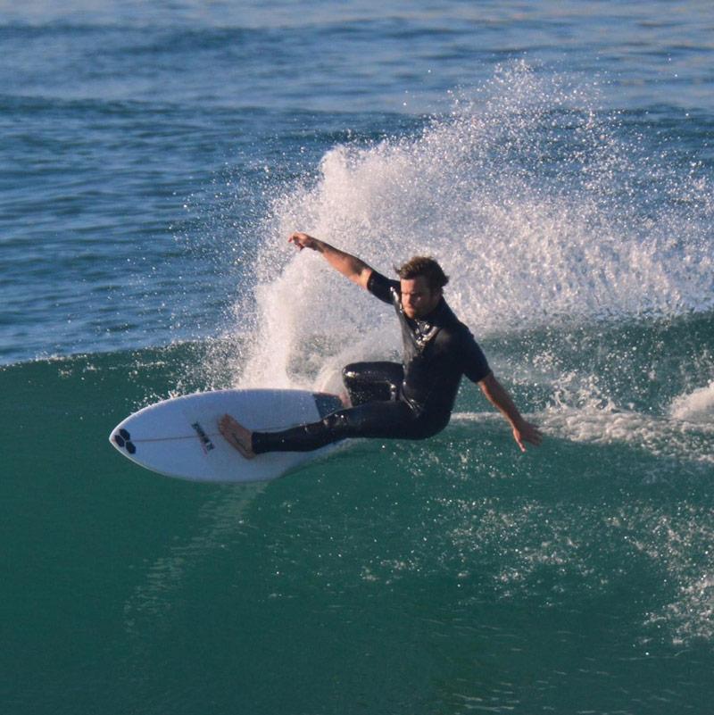 chad schwaab, owner Sukuma and surf