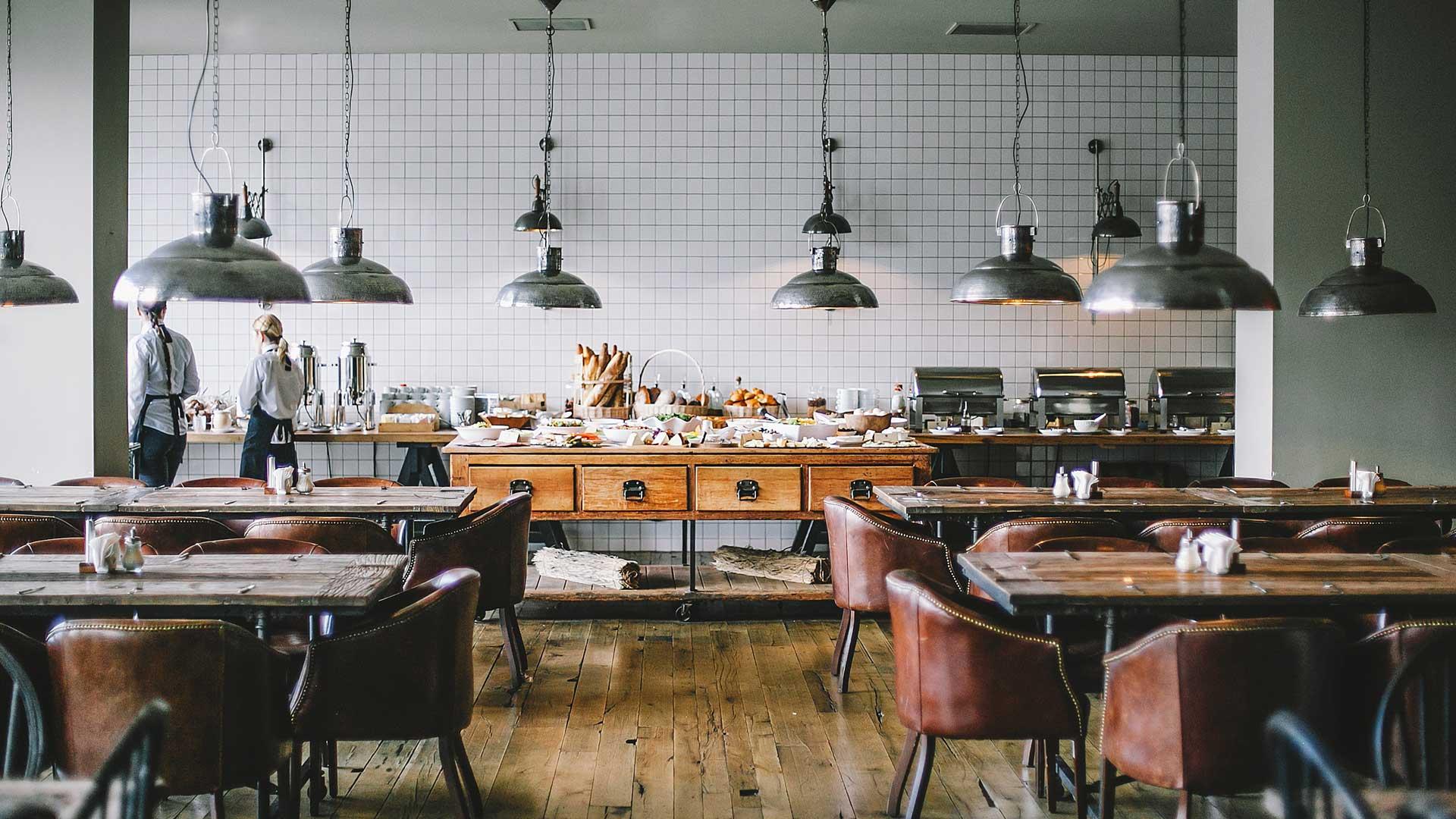 8 motivos para investir na decoração do seu restaurante