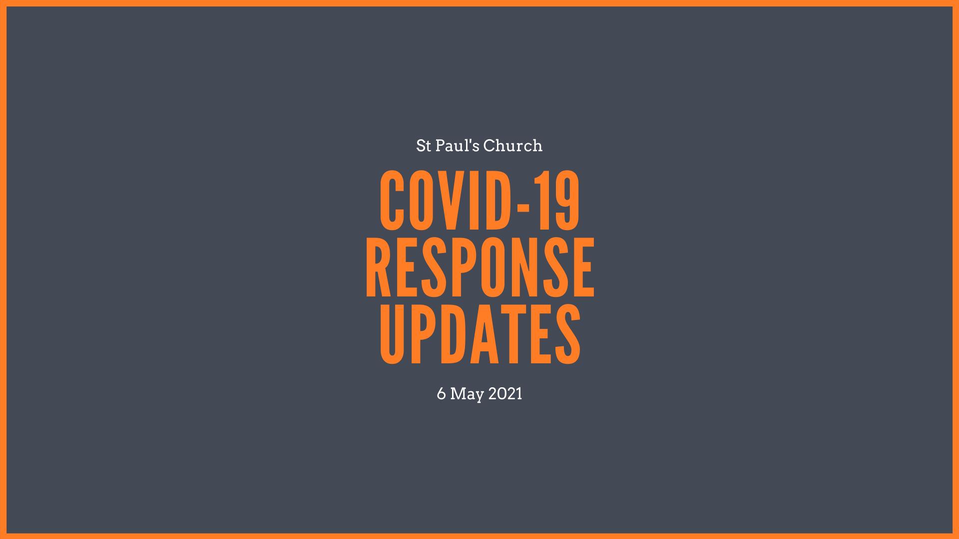 COVID-19 Response Updates