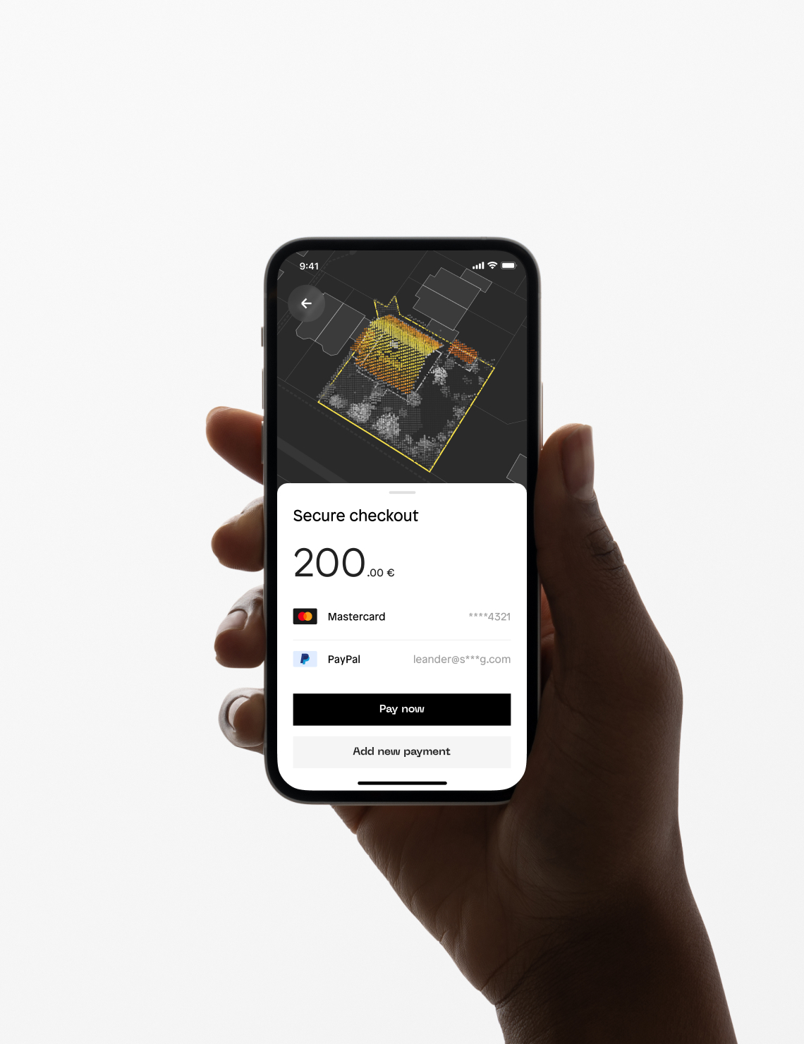 Syte Project Thumbnail — Secure Checkout