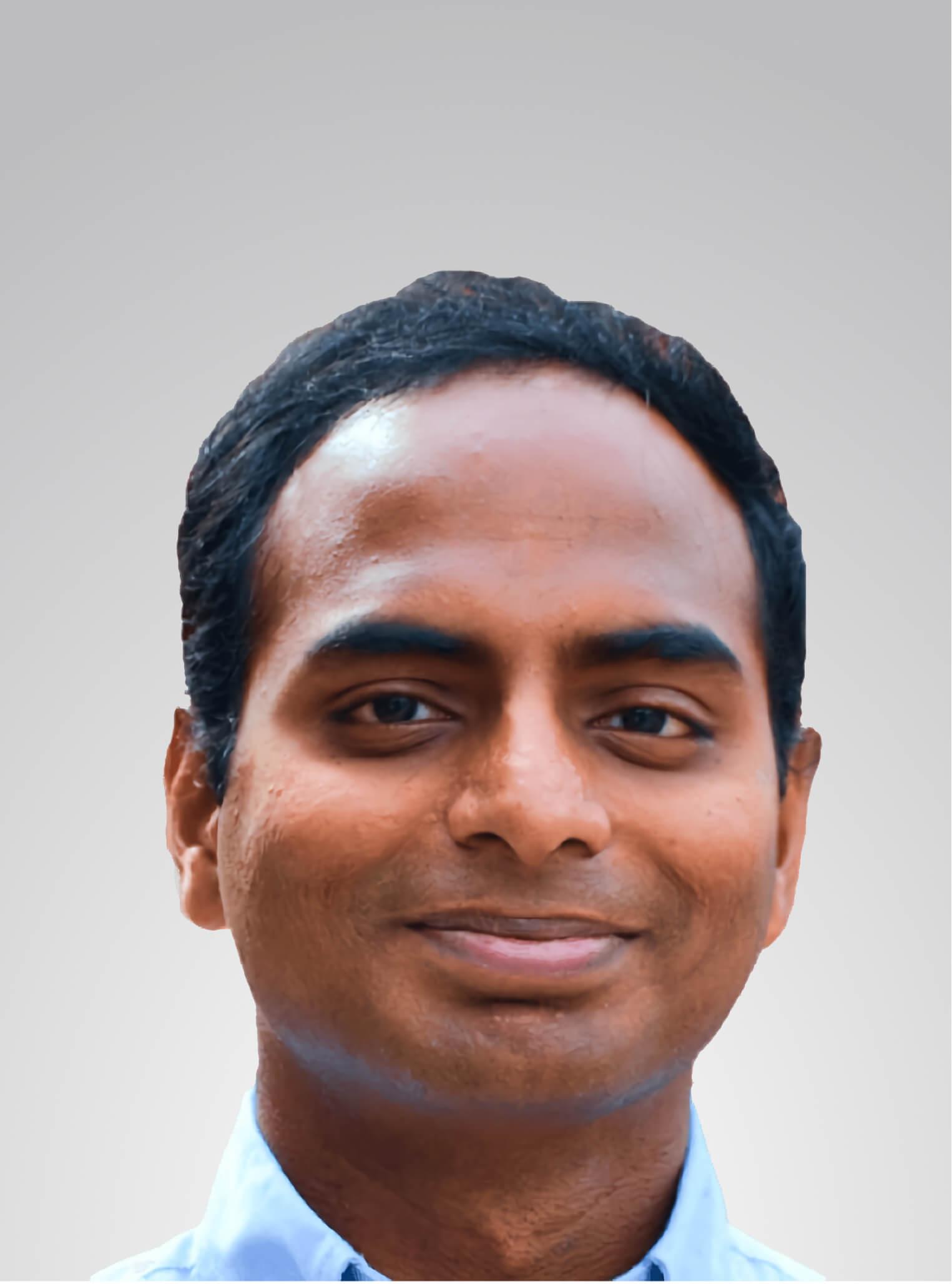 Dr Raghu Meka