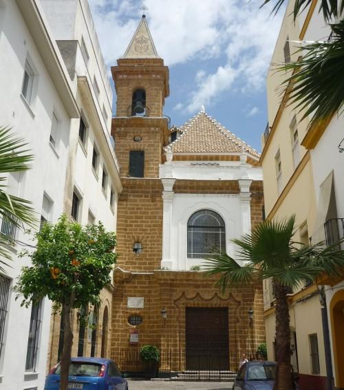 iglesia de la palma coronada cadiz