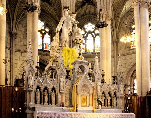 altar de ns de montligeon