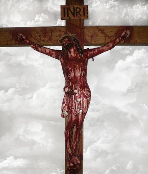 el cristo de la cruz