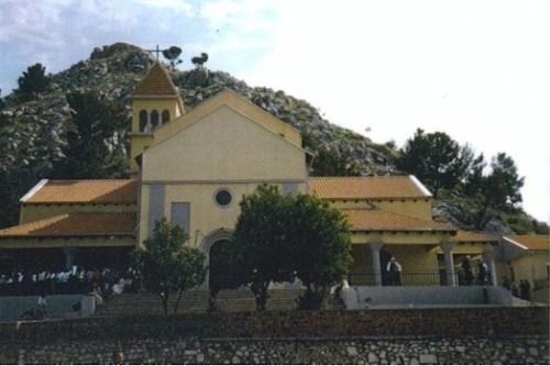 Santuario de la Madonna del Buen Consejo en Ccutari Albania