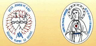 medalla de los consagrados