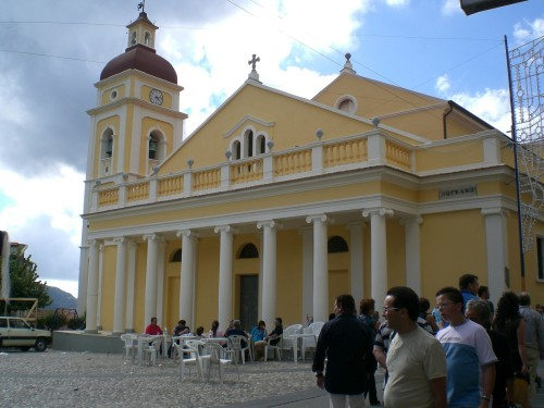 iglesia de Conflenti