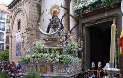 procesion capilla jaen