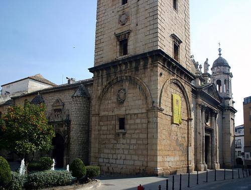 capilla de san ildefonso jaen