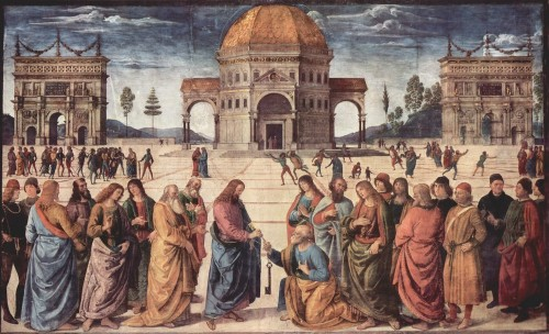 la-entrega-de-llaves-a-san-pedro-pietro-perugino-1482
