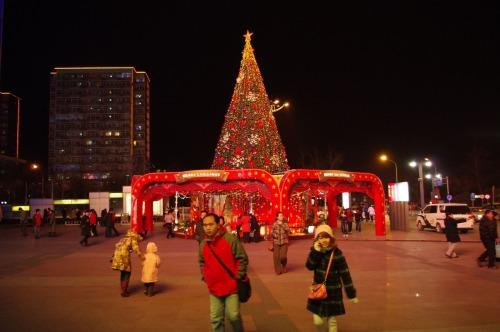 arbol de navidad en china