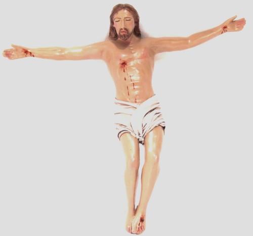 cristo sin la cruz