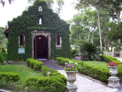 capilla de la leche en san agustin