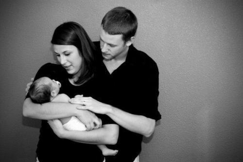matrimonio con bebe