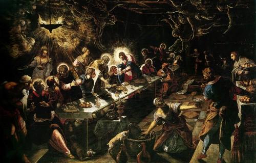 Ultima cena San Giorgio Maggiore