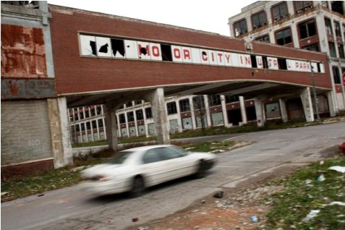 Detroit en ruinas