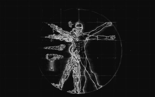 simbolo-del-hombre-version-transhumanista