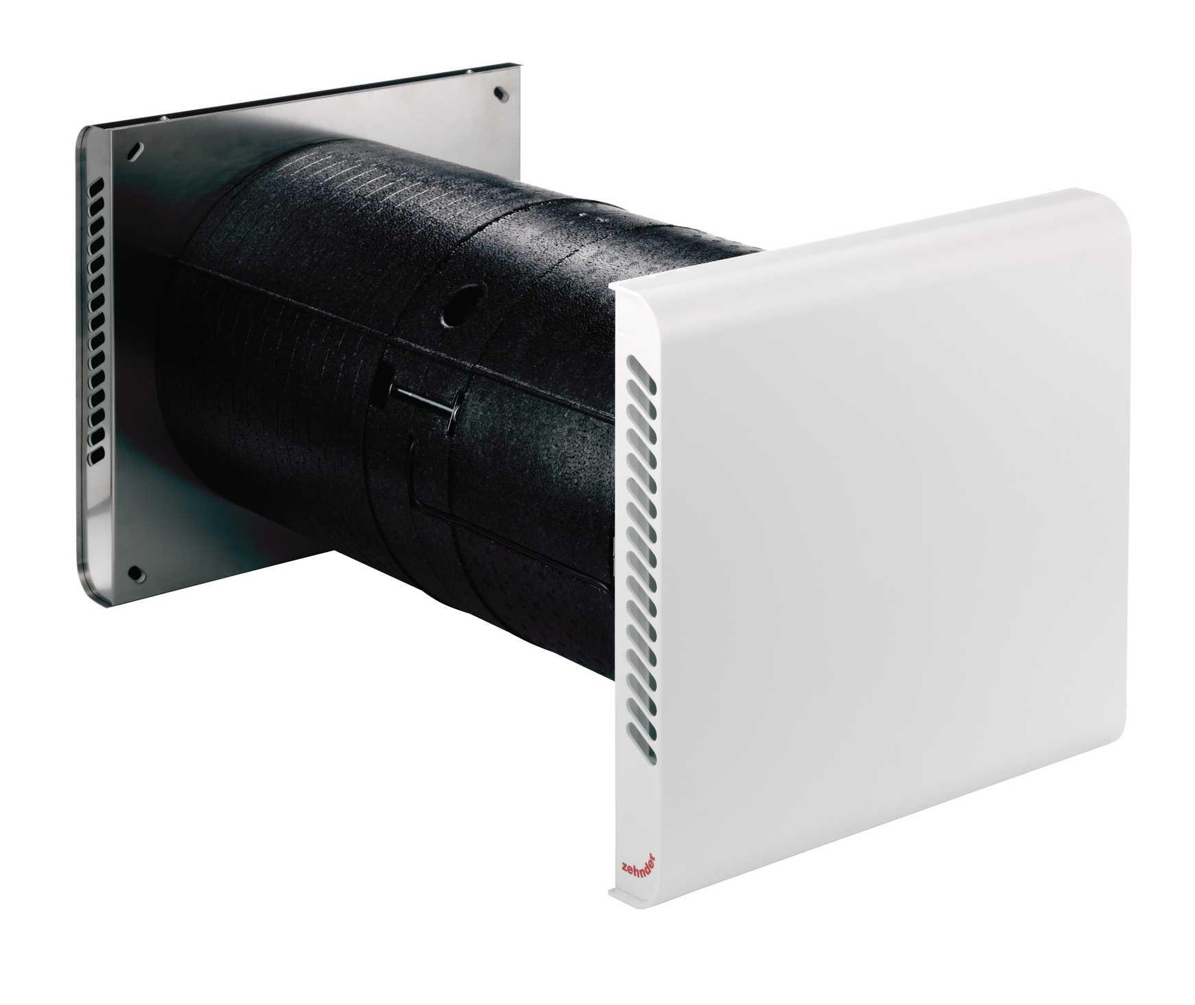Zehnder ComfoSpot 50 rekuperators (bez montāžas čaulas)