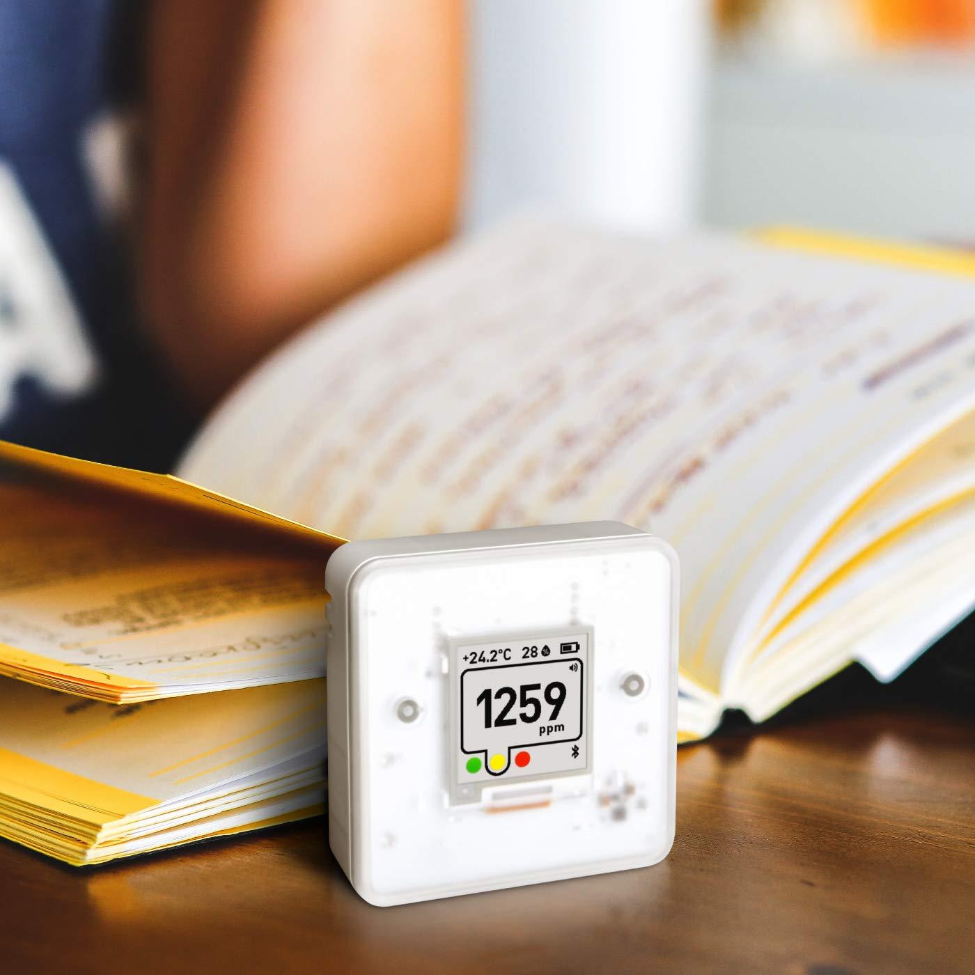 Aranet4 Iekštelpu gaisa kvalitātes sensors 1