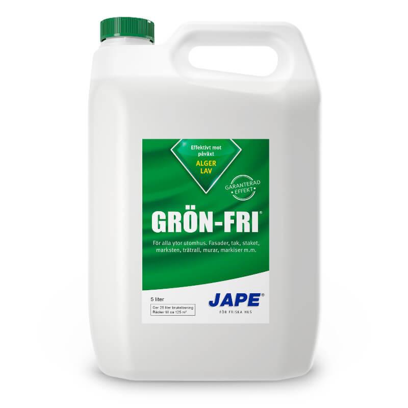 Jape Grön-Fri® Direkt 5L