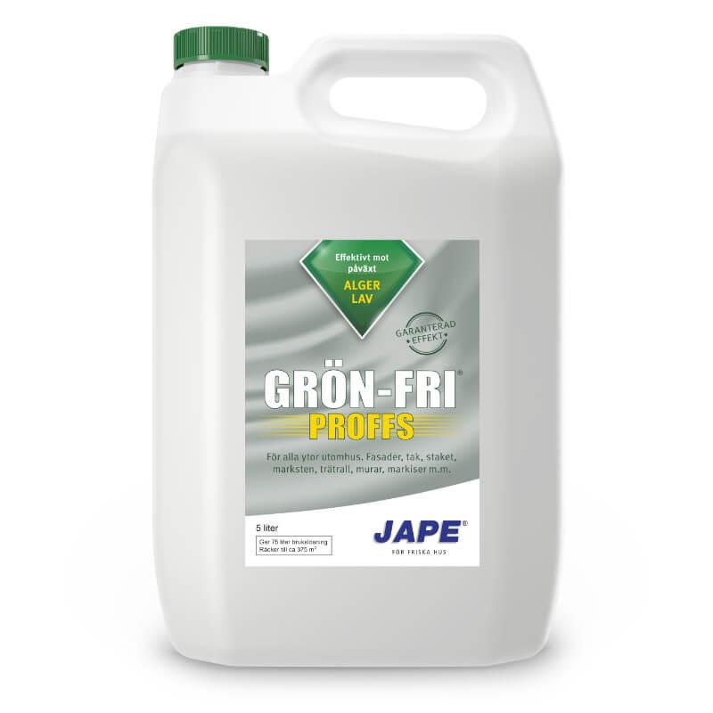 Jape Grön-Fri® Proffs 5L